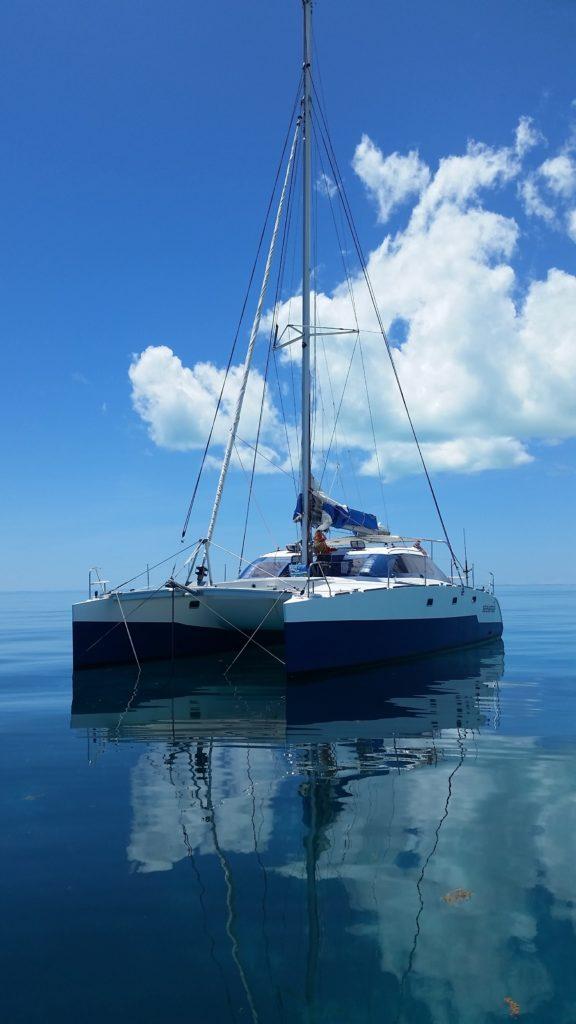 Seanergie - Catamaran Ti Blé